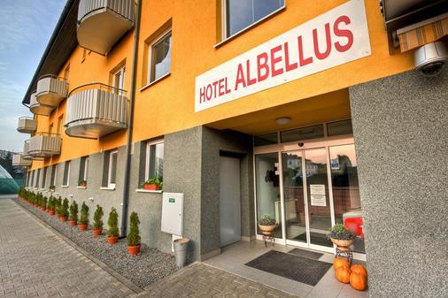 Hotel Albellus - Brno - Edificio