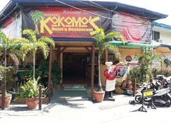 Kokomos Hotel & Restaurant - Angeles City - Vista esterna