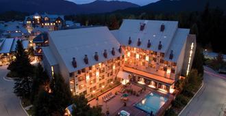 Mountainside Lodge - Whistler - Building