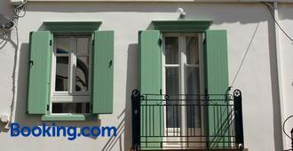 Pension Isabo - Náfplio - Edificio