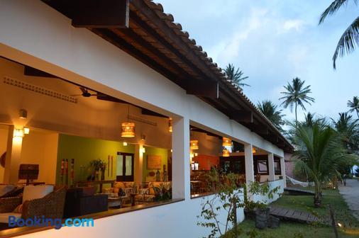 Pousada Vila Cobé - Japaratinga - Gebäude