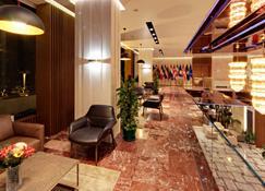 Tirana International Hotel - Tirana - Lobby