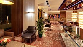 Tirana International Hotel - טיראנה - לובי