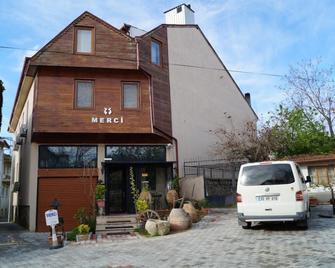 Merci Butik Hotel - Egirdir - Gebäude