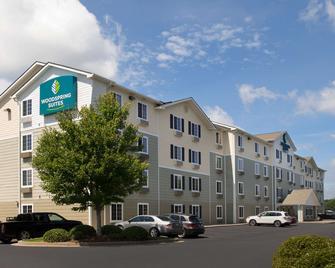 Woodspring Suites Greenville Simpsonville - Simpsonville - Gebouw