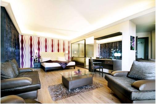 Bayinn Hotel - Jounieh - Living room