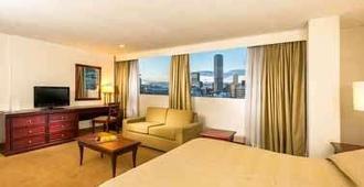 Hotel Dann Avenida 19 Bogota - Bogotá - Camera da letto