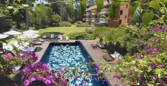 Barradas Parque Hotel & Spa - פונטה דל אסטה - בריכה