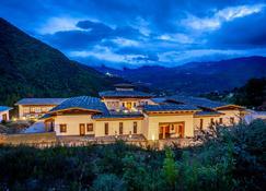 Bhutan Spirit Sanctuary - Paro - Gebouw