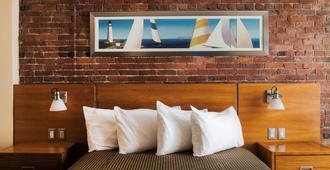 Harborside Inn Of Boston - בוסטון - חדר שינה