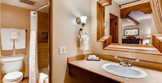 Old Santa Fe Inn - Santa Fe - Phòng tắm