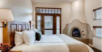 Old Santa Fe Inn - סנטה פה - חדר שינה