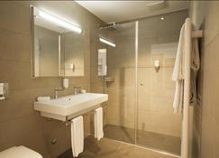 羅恰特巴賽爾酒店 - 巴塞爾 - 巴塞爾 - 浴室