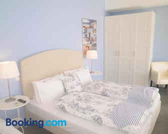 Homely Studios - Chios - Bedroom