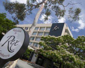 Canberra Rex Hotel & Serviced Apartments - Braddon - Gebouw