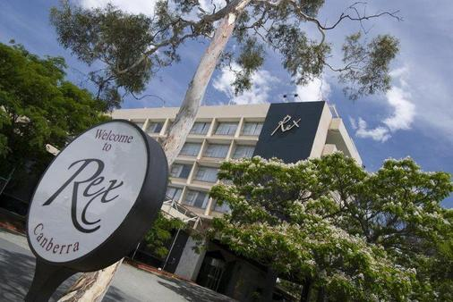 Canberra Rex Hotel & Serviced Apartments - Braddon - Building