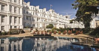 The Grand Hotel Eastbourne - Eastbourne - Pool