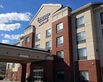 Fairfield Inn & Suites by Marriott Vernon - Вернон - Building