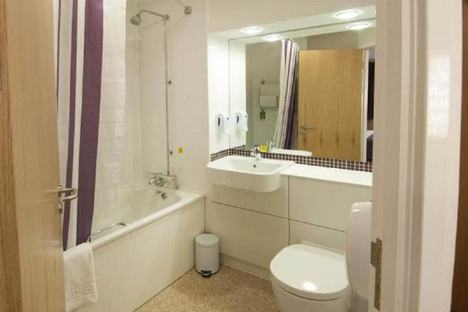 Premier Inn Manchester City - Piccadilly - Μάντσεστερ - Μπάνιο