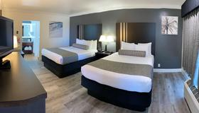 Best Western Park Crest Inn - Monterey - Bedroom