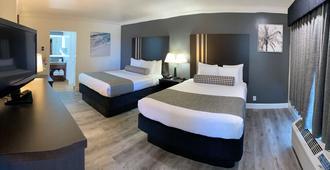 Best Western Park Crest Inn - Monterey - Schlafzimmer
