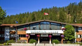Lobstick Lodge - Jasper - Gebouw