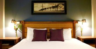 Hotel Ladera - Boquete - Schlafzimmer