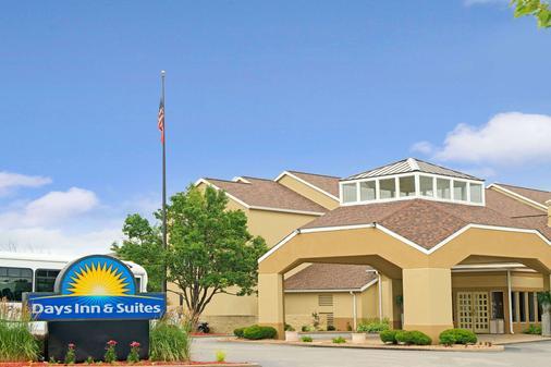 Days Inn & Suites by Wyndham St. Louis/Westport Plaza - St. Louis - Κτίριο