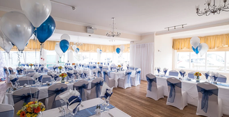 The Lugger Inn - Penzance - Banquet hall