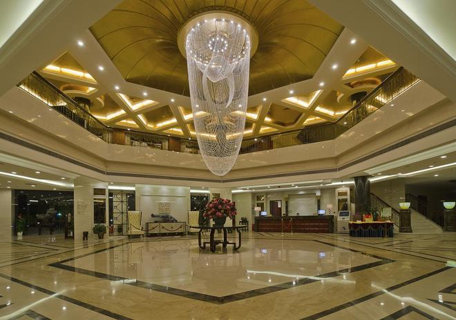 Jiangsu Cuipingshan Hotel - Nanjing - Aula