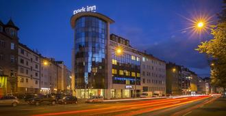 Park Inn by Radisson Nurnberg, Germany - Norimberga - Edificio