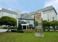 Arvena Kongress Hotel - Hotel In Der Wagnerstadt - Bayreuth - Building