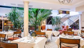 Villa Beaumarchais - Paris - Restaurant