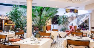 Villa Beaumarchais - פריז - מסעדה