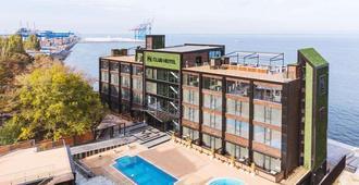 M1 club hotel - Odesa - Edificio