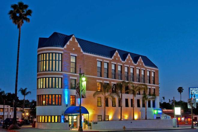 Century Park Hotel - Los Angeles - Rakennus