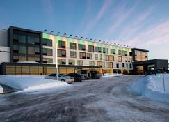 Hotel Levesque - Rivière-du-Loup - Building