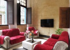 Casa Carlos Rico - Havana - Living room