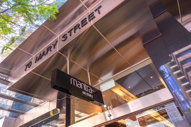 Mantra on Mary Brisbane - Brisbane - Building