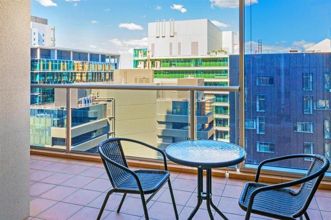 曼特拉瑪麗飯店 - 布里斯本 - 陽台