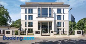 Voss Villa - Leipzig - Building