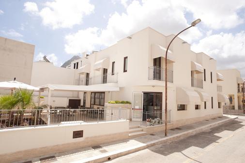 Alaba Hotel - San Vito Lo Capo - Toà nhà