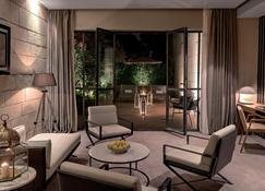 Hotel Sahrai - Fez - Living room