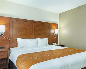 Quality Suites - Springdale - Bedroom