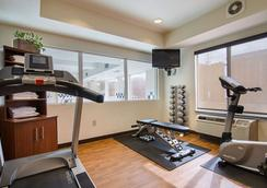 Quality Suites Springdale - Springdale - Gym