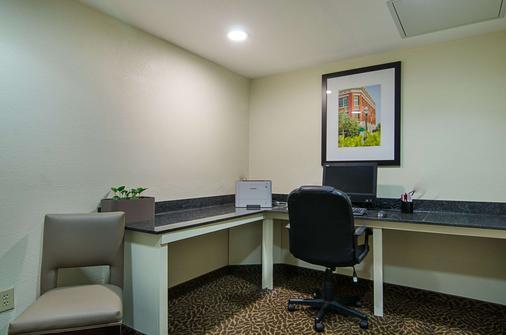 Quality Suites Springdale - Springdale - Business center
