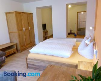 Pension Unstrutpromenade - Фрайбург - Bedroom