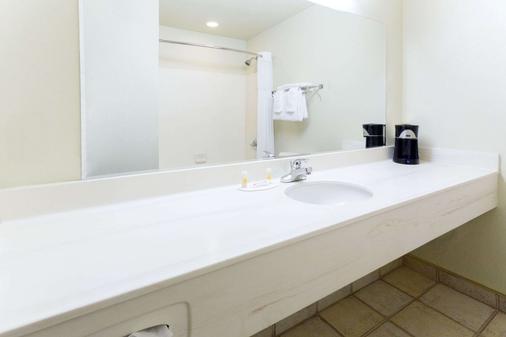 科羅拉多斯普林斯機場戴斯酒店 - 科羅拉多斯普林斯 - 科羅拉多斯普林斯 - 浴室