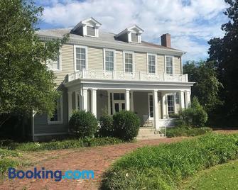 The Clark House Inn - Clarksdale - Gebouw