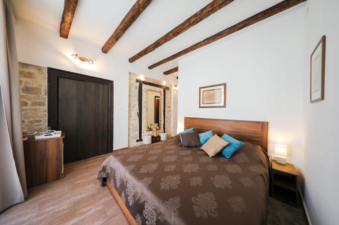 維塔利伯爵夫人豪華旅館 - 扎達爾 - 臥室